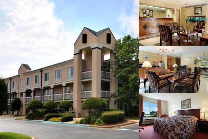 Norcross Inn & Suites Tech Center photo collage