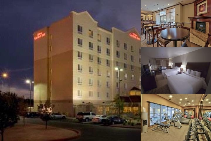 Hilton Garden Inn Uptown photo collage