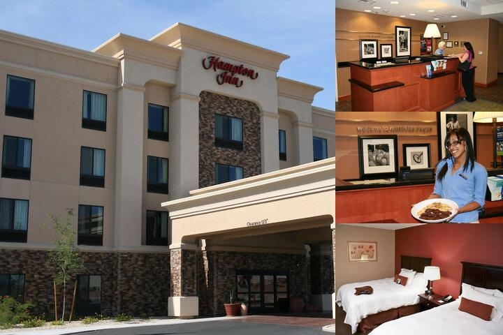 Hampton Inn Las Vegas North Speedway photo collage