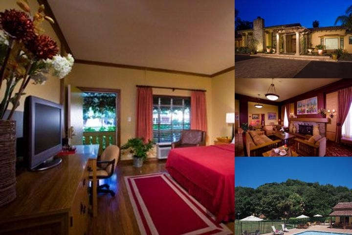 Inn Marin photo collage