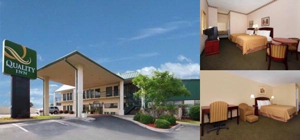 Quality Inn Tifton photo collage