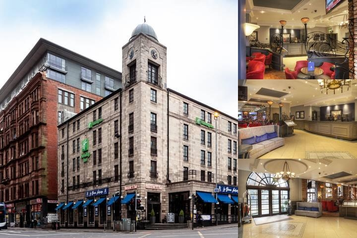 Holiday Inn Glasgow Theatreland photo collage