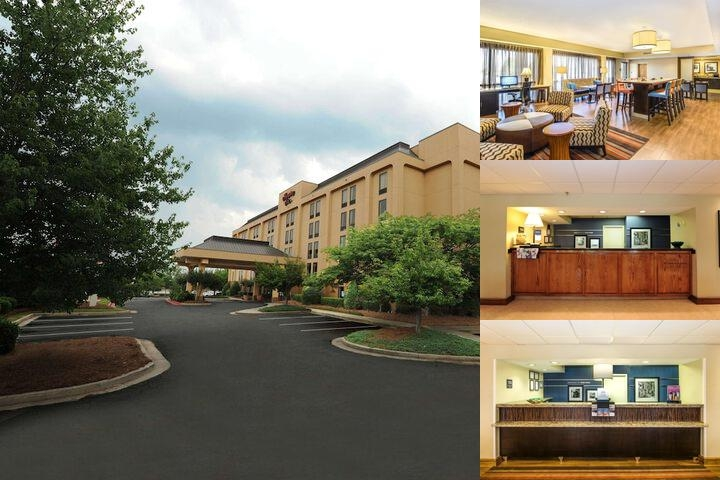 Atlanta Southlake Hampton Inn photo collage