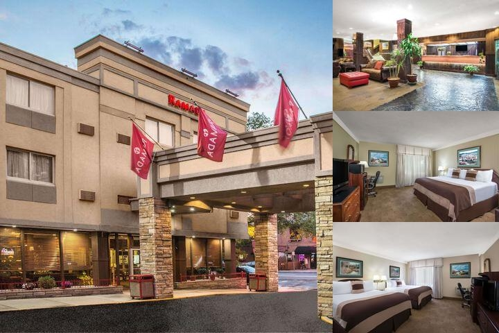 Ramada Denver Downtown photo collage