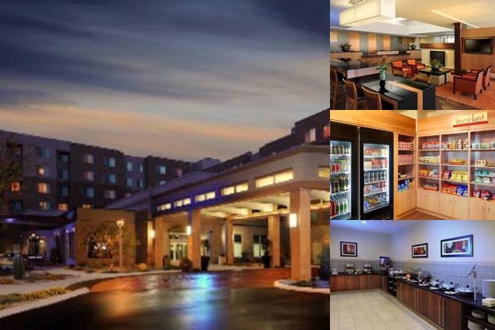 Residence Inn Phoenix Desert View at Mayo Clinic photo collage