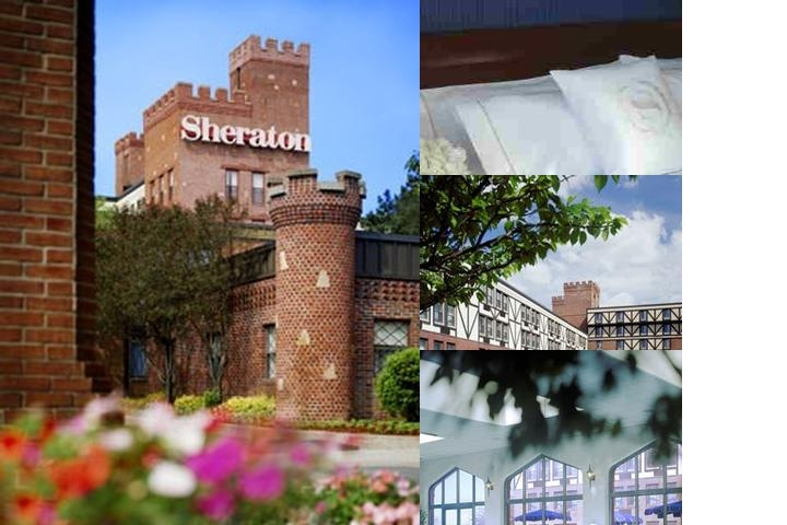 Sheraton Braintree photo collage