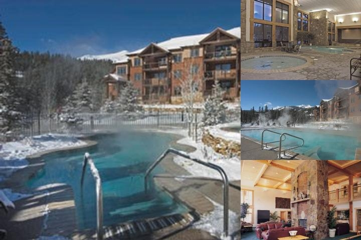 Grand Timber Lodge photo collage