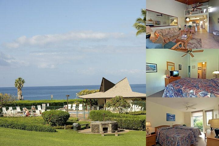 Hale Kamaole Condominiums photo collage