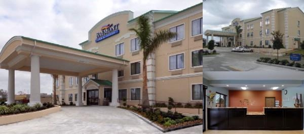 Baymont Inn & Suites Bush Intercontinent Airport photo collage