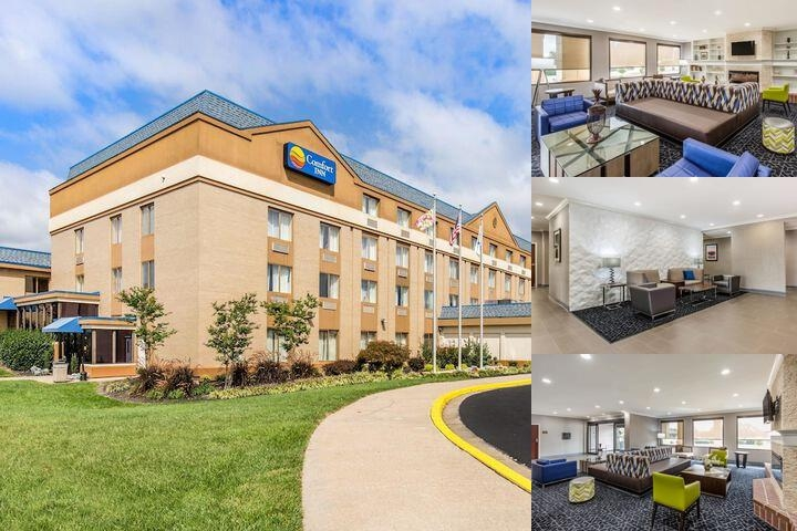 Comfort Inn College Park North photo collage