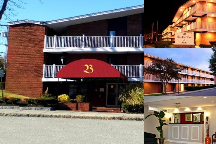 The Governor Bradford Inn photo collage