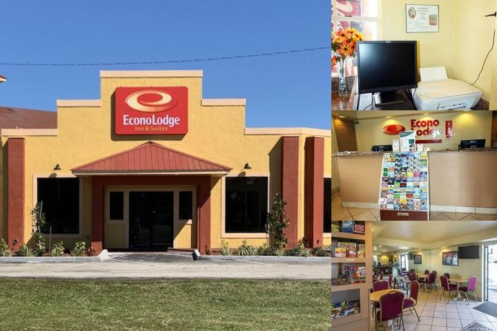 Econo Lodge Maingate Central photo collage