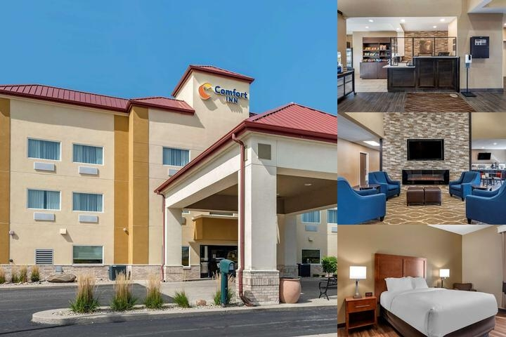 Comfort Inn Crawfordsville photo collage