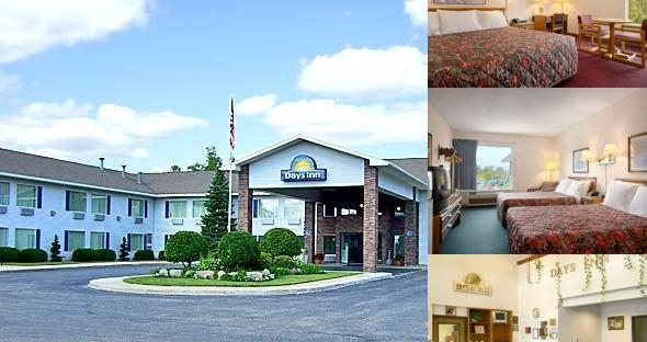 Days Inn Cadillac photo collage