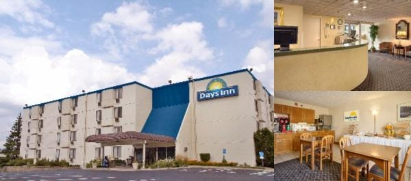 Days Inn Roseville photo collage