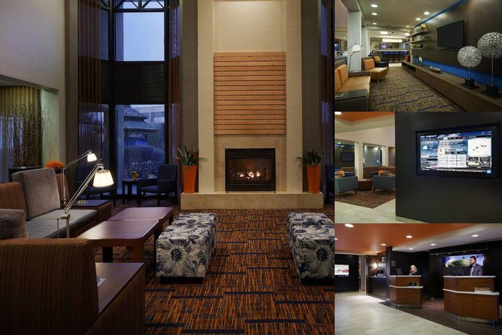 Courtyard By Marriott Chicago St. Charles Photo Collage