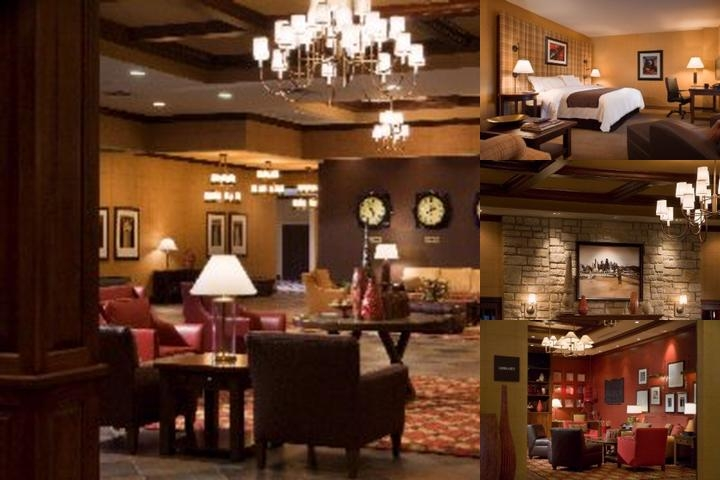 Doubletree Hotel Cincinnati Airport photo collage