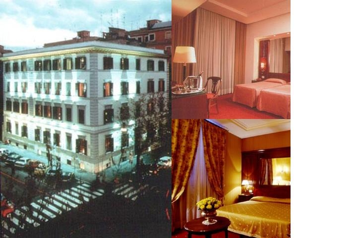 Atlante Garden Hotel photo collage