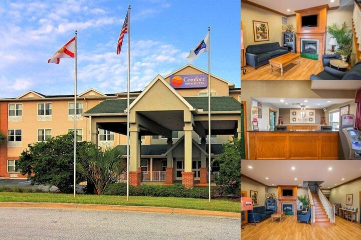 Comfort Inn & Suites St. Augustine photo collage
