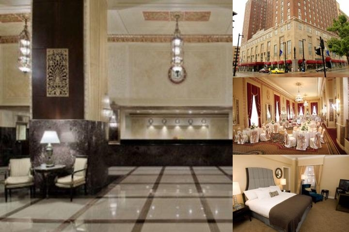 Hilton Milwaukee City Center photo collage