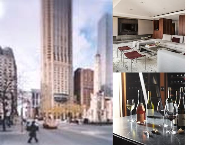 Park Hyatt Chicago photo collage
