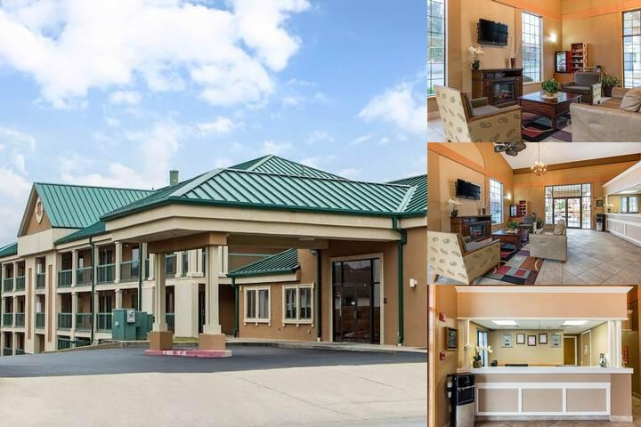 Econo Lodge at Thousand Hills photo collage