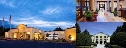 Doubletree Hotel Charlotte Airport photo collage