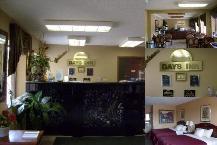 Days Inn Tupelo photo collage