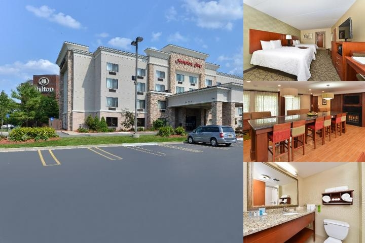 Auburn Hills Hotel & Suites photo collage