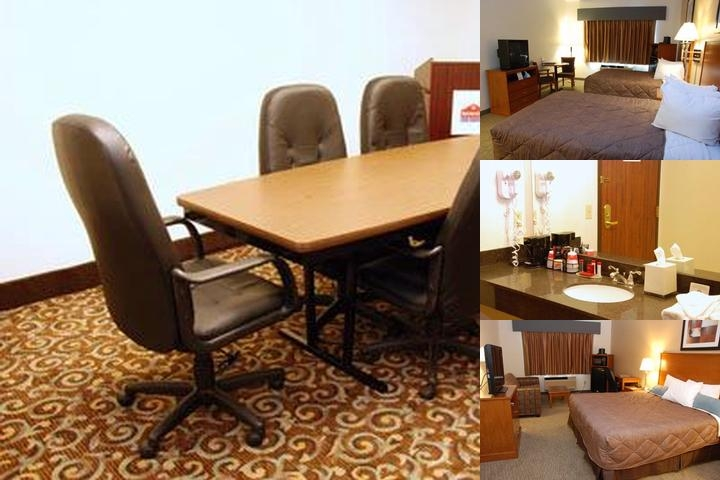 Ramada Limited Phenix City photo collage