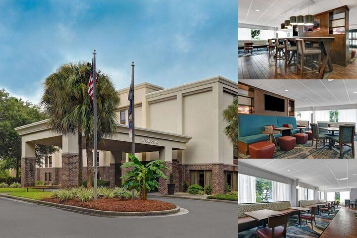 Hampton Inn Mt. Pleasant photo collage