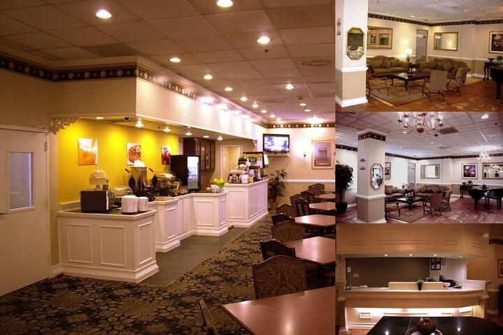 Quality Inn Hotel Downtown photo collage