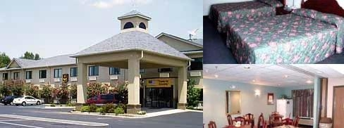 Best Western Winder Hotel photo collage