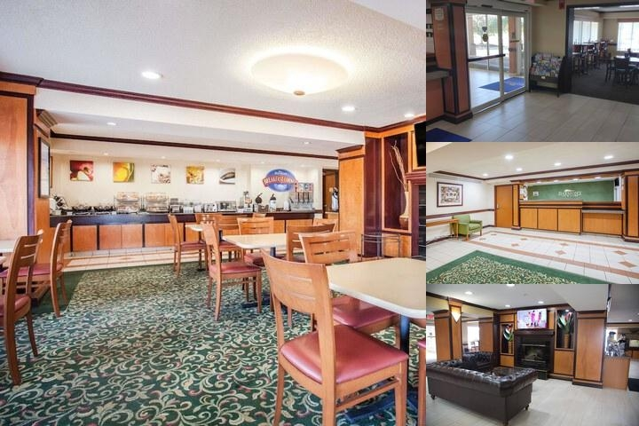 Baymont Inn & Suites Madison Heights photo collage
