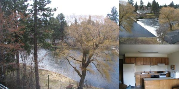 Bend Riverside Inn & Suites photo collage