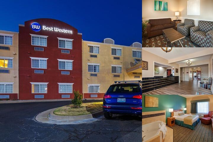 Best Western Governors Inn & Suites photo collage