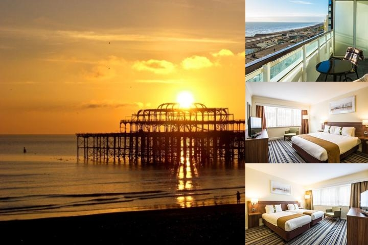 Holiday Inn Brighton Seafront photo collage