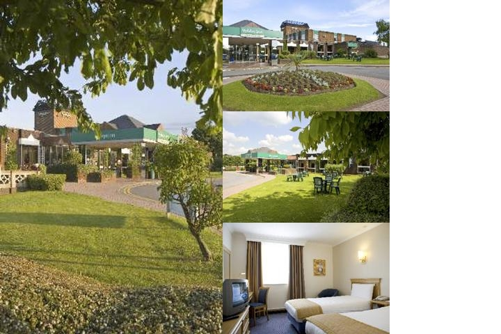 Holiday Inn Leeds Garforth photo collage