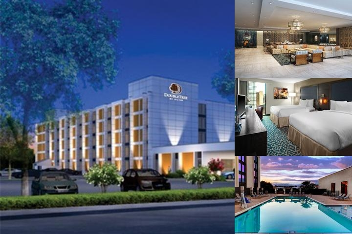 Admiral Hotel photo collage