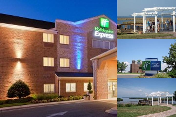 Holiday Inn Express Annapolis East / Kent Island photo collage