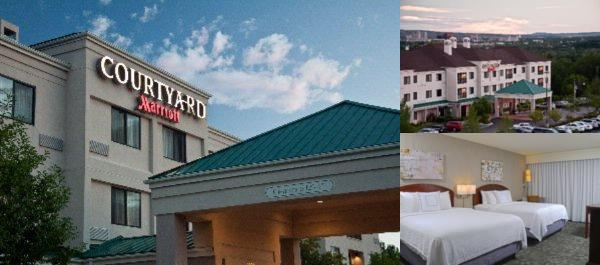 Courtyard by Marriott Colorado Springs South photo collage