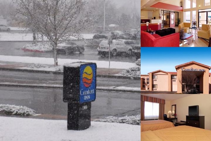 Comfort Inn Rio Rancho photo collage