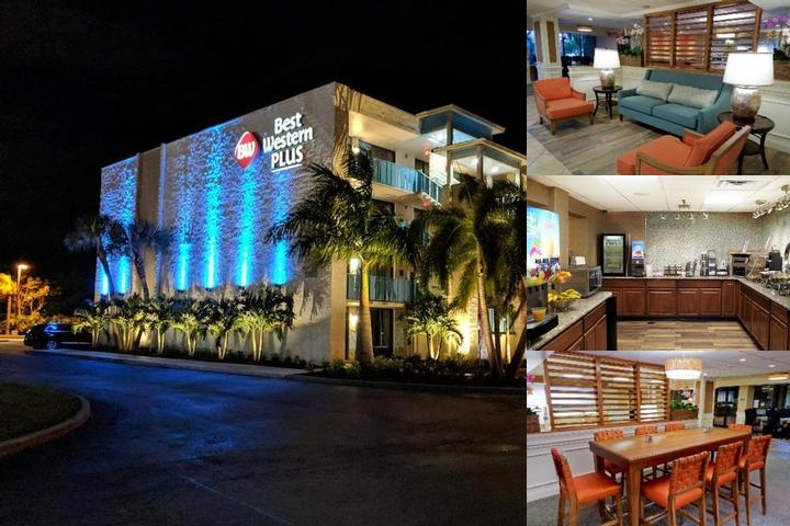 Best Western Plus Siesta Key Gateway Sarasota Fl 6600 South Tamiami Trl 34231