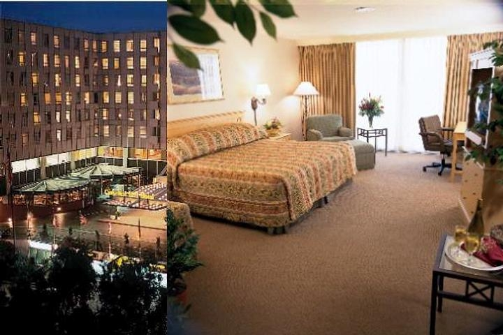 Cathedral Hill Hotel photo collage