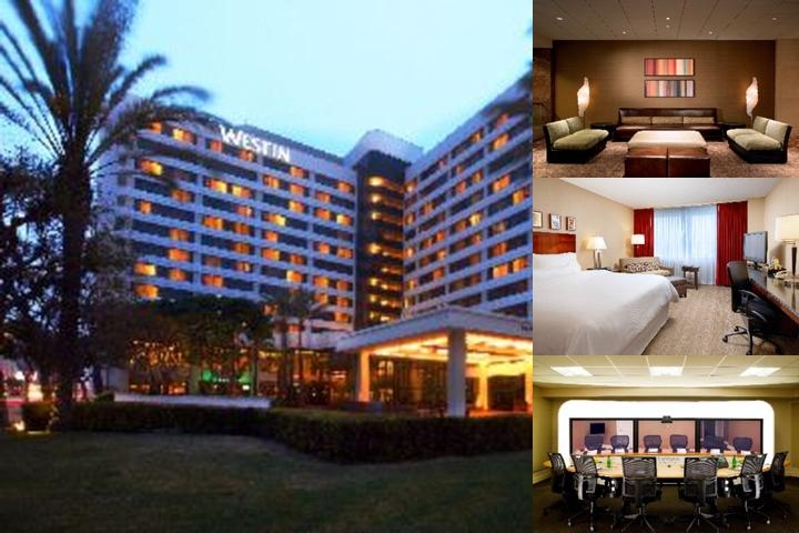 Westin Los Angeles Airport photo collage