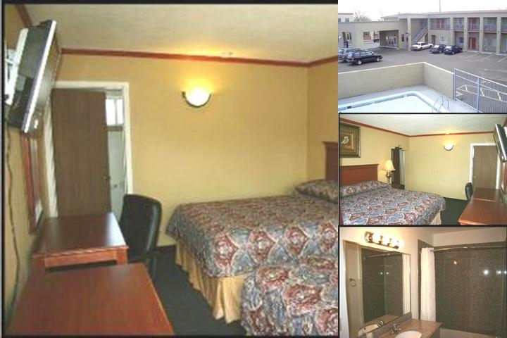 America's Best Value Inn Downtown photo collage