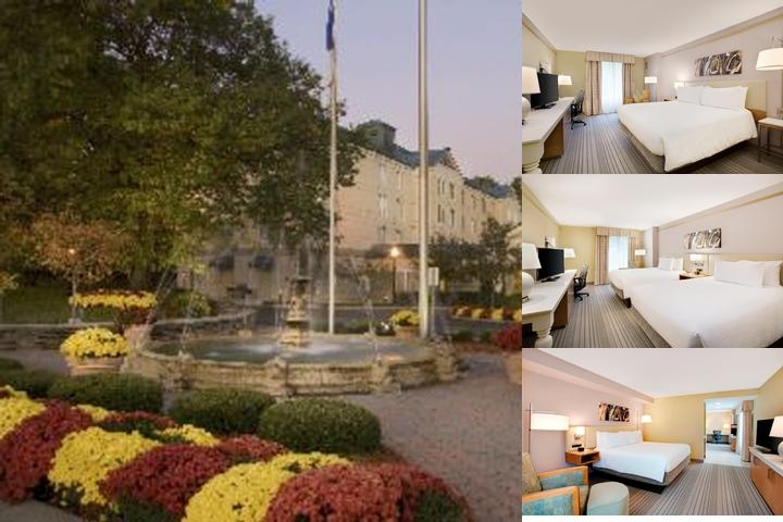 Hilton Garden Inn Saratoga Springs photo collage