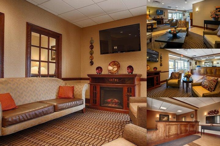 Best Western Bridgeport Inn photo collage