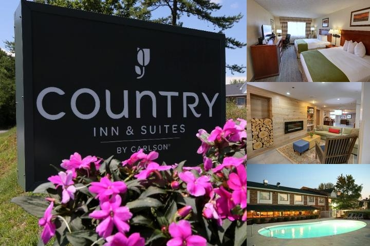 Country Inn & Suites Charlotte Airport photo collage