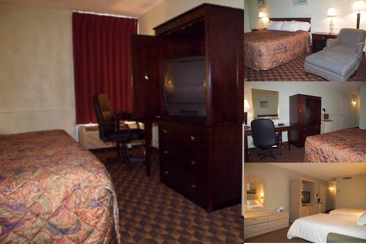 Motel 6eureka photo collage